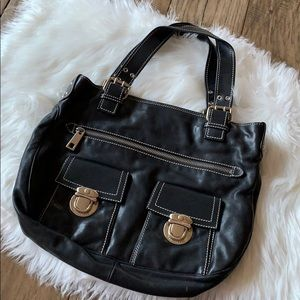 Marc Jacob black Stella bag